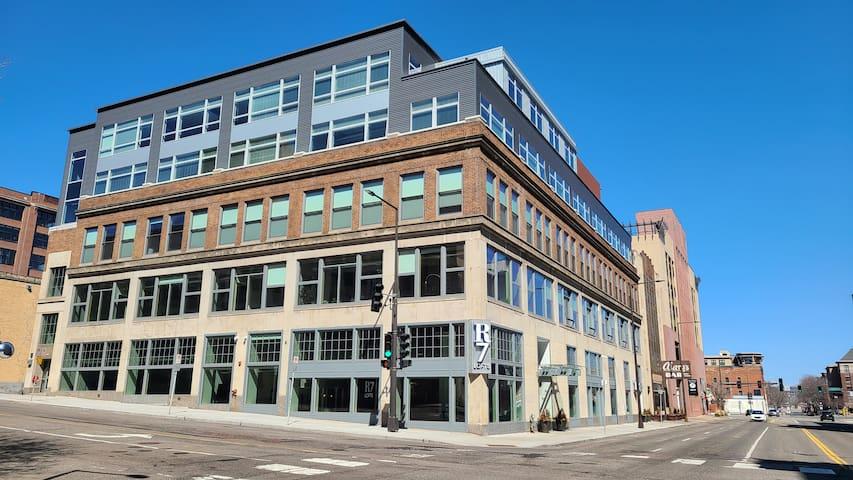 Downtown Corporate Apartment 2Br, 2Bath
