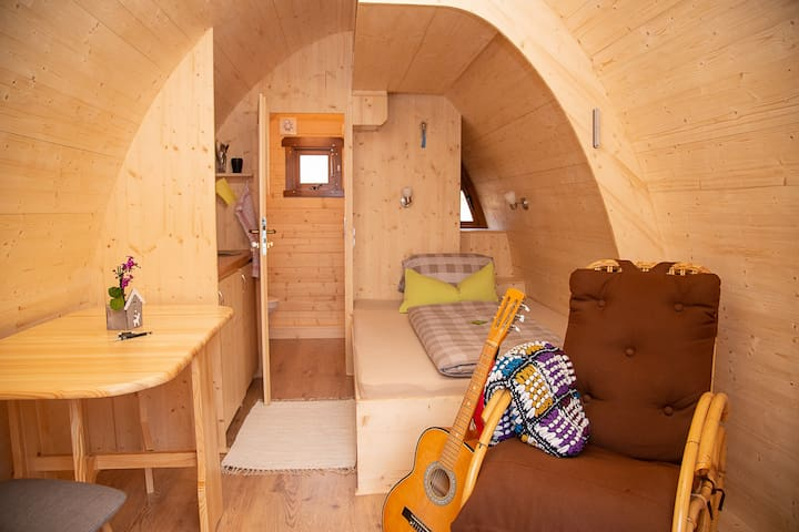Tiny Village (Wallersdorf), Tinyhouse MEGA BUGG