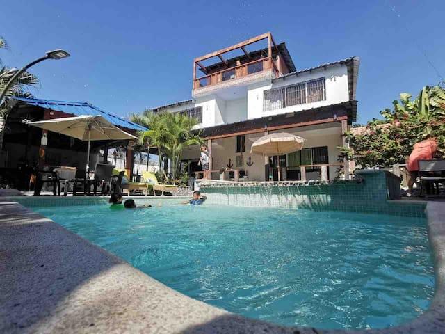 Villa Retiro, un rinconcito para su disfrute.