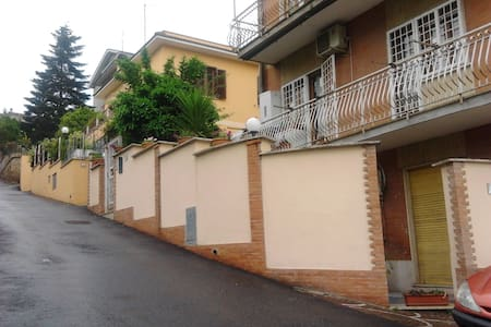 Private Doubleroom - Rome - Bed & Breakfast