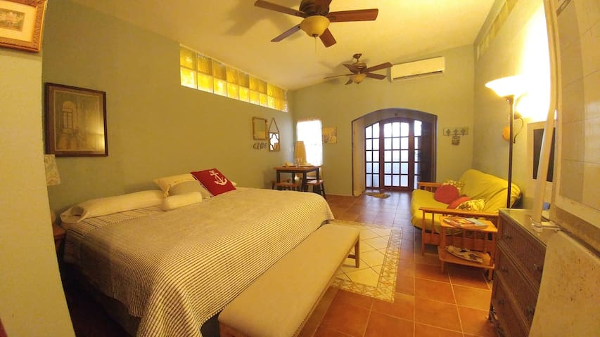 Comfortable Studio in the Tropics - Fajardo - Apartamento
