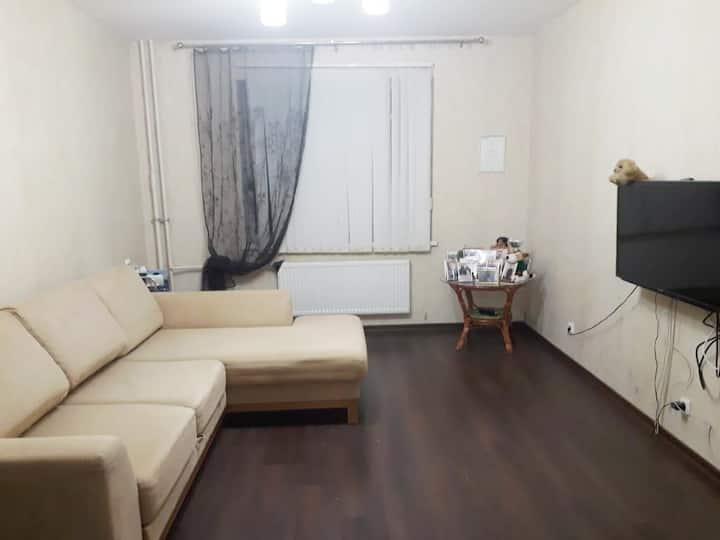 2х комнатная квартира посуточно