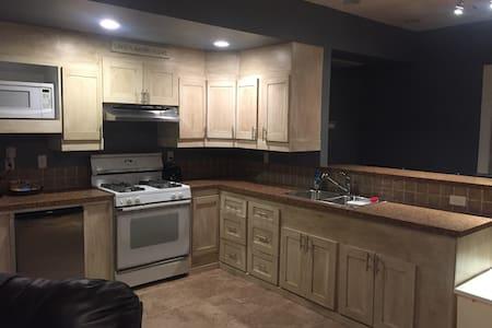 bright 2 bdrm suite full kitchen - Cochrane - Apartment