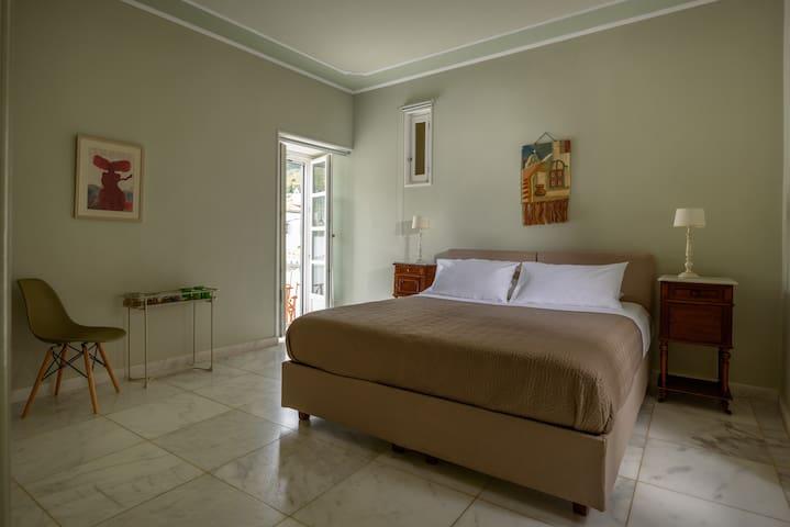 Hydras Chromata - Double room with a balcony
