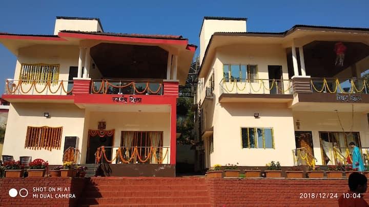 Mahabaleshwar bungalows vakrtund villa