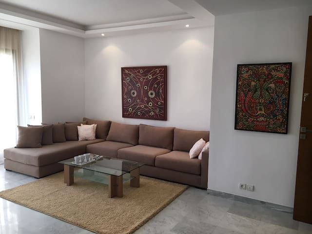 Appartement idéal en plein maârif - Casablanca - Appartement
