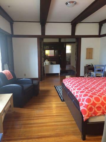 Homey One Bedroom Apartment - Emeryville - Apartment