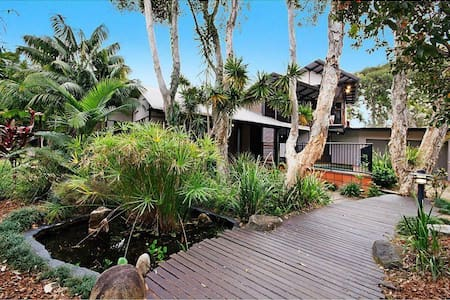 Ultimate beach house for up to 3 guests! - Peregian Beach - Ev