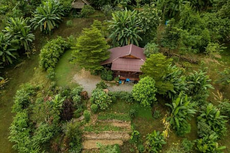 Mulberry Farm stay - Den Chai - Northern Thailand