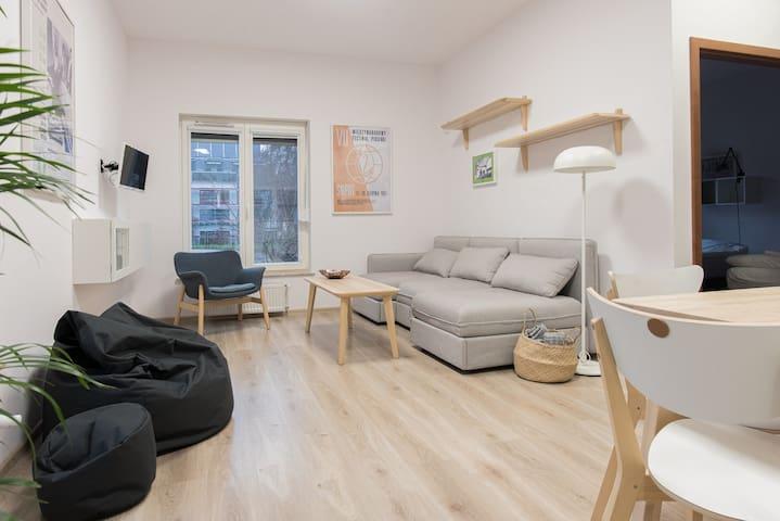 Dom Gościnny LukLuk - Apartament z 2 sypialniami