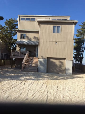 Bayfront beauti - Harvey Cedars - House