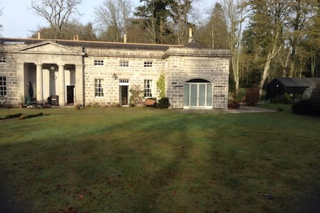 the stables , keithhall estate, INVERURIE AB51 0LD
