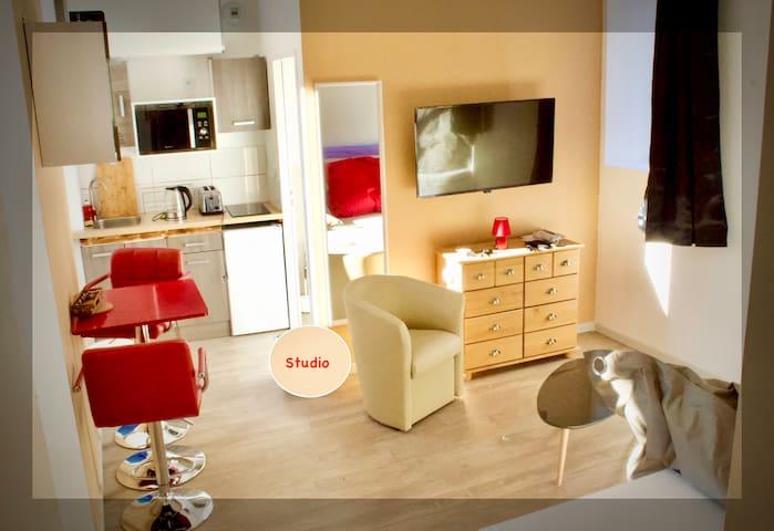 magnifique studio 1 hypercentre Luz