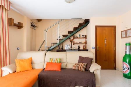 Nice duplex 3 bedrooms in the beach - El Médano Tenerife sur