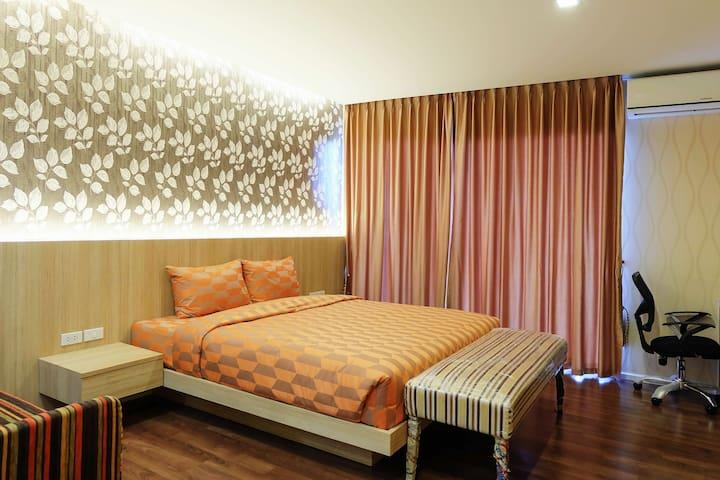 Kanyarat condominium by Wilai Type E