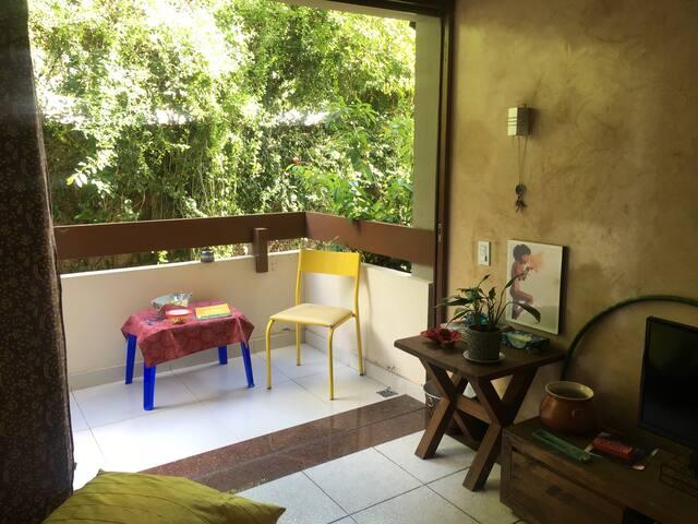 Cozy apartment in Rio Vermelho