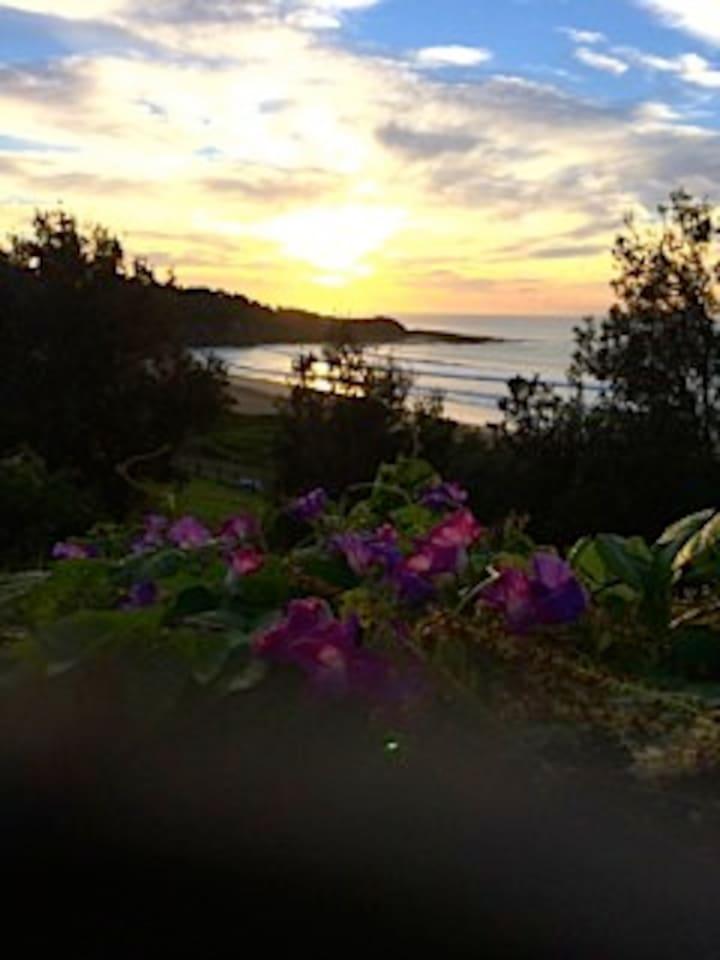 Freshwater Beach Sunrise