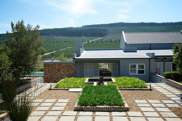 South Hill Guest House Room 2 - Overberg District Municipality