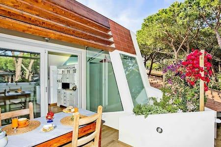 Appartamento a Riva del Sole a 50 metri dal mare - Castiglione della Pescaia - Byt