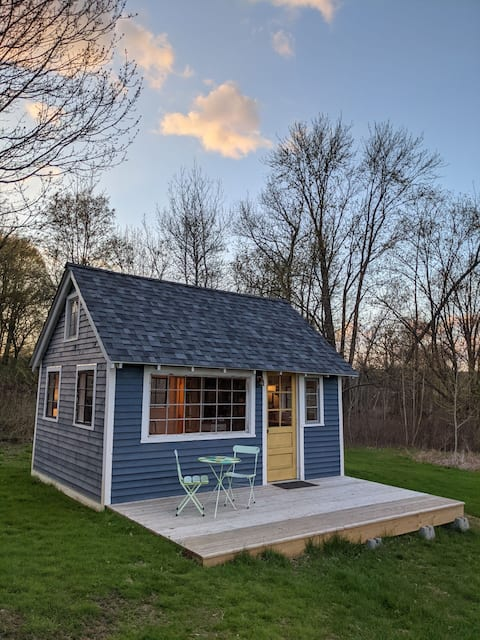 Wildberry Cottage Tiny House