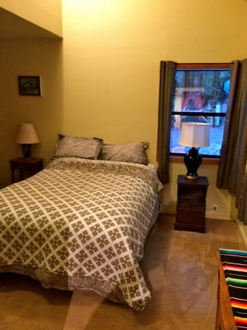 View of guest bedroom.