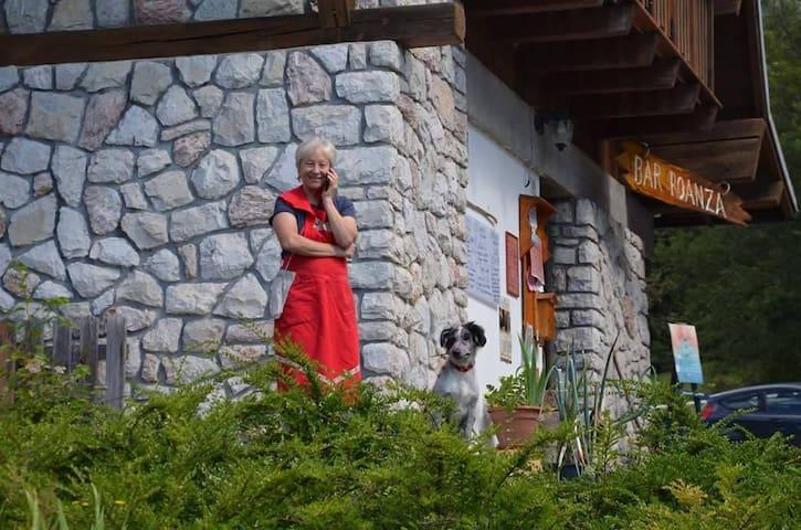 Stanza da  2  ai piedi Parco Dolomiti bellunesi