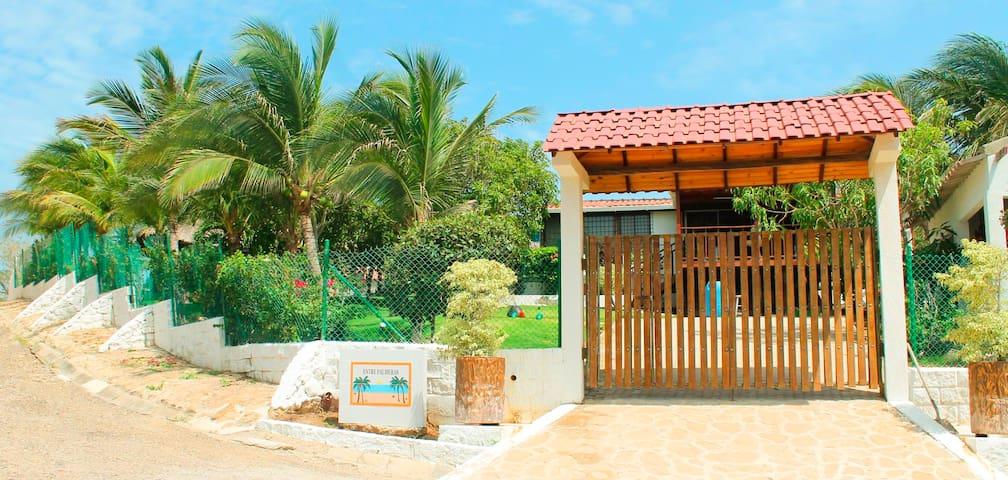 Casa Playa en Puerto Velero + Playa privada