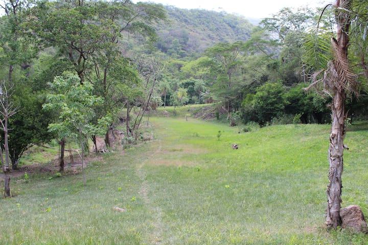 Acampar @PANDORA Reserva Natural Privada