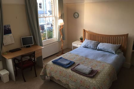 Large Sunny Room in a Friendly House Share - Londres