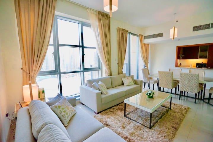 MARHBA HOMES !!3BR near Burj Khalife & Dubai Mall