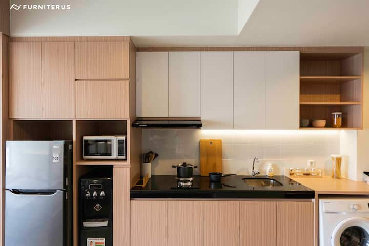 NEW apartemen minimalis @ Cikarang Orange County