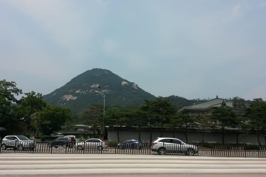 Bukak Mt.