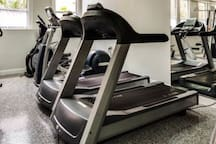 New fitness center FREE to my guests!