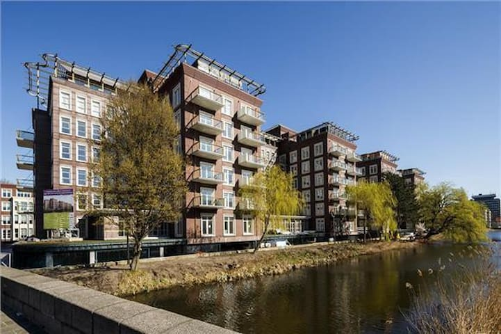 Nice appartement with all the facilities you need - Amsterdam - Appartement