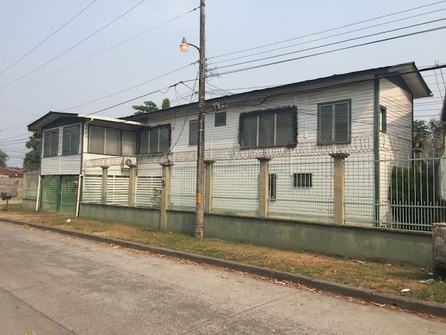 Casa total o por habitación - La Ceiba