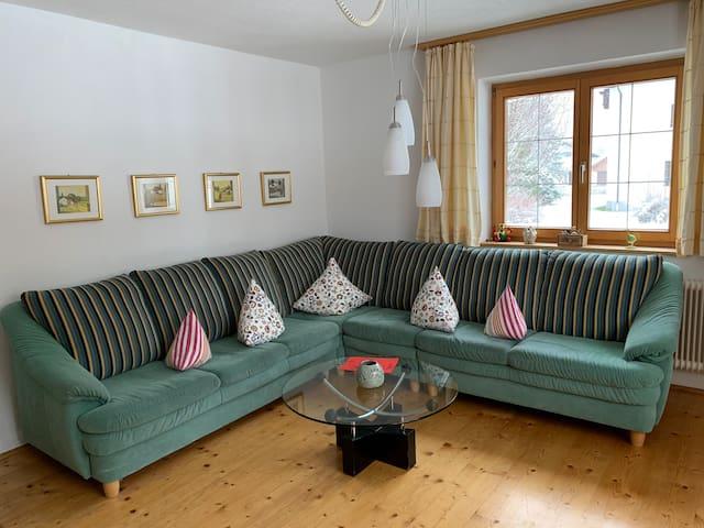 sitting area leavingroom / Sitzbereich Wohnzimmer