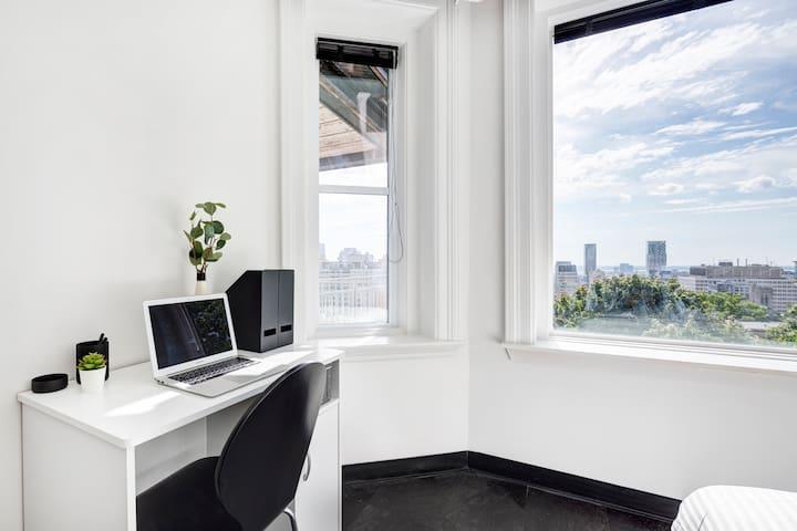 Top of Mount Royal - Downtown Studio Unit #12