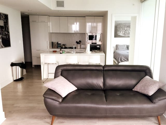Great condo in the Beltline district of Calgary