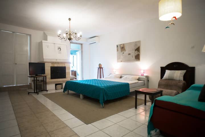 Loggia II Studio Apartment