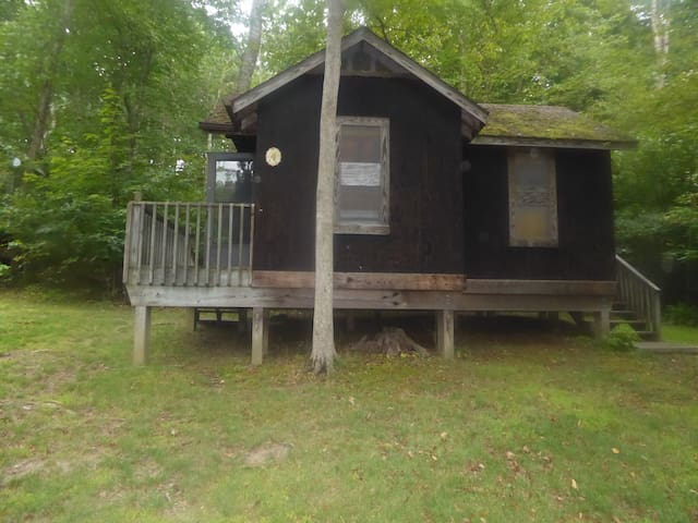 Camp Golden Pond - Rustic Cabins - Unit II - 4