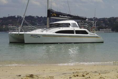 Luxury Catamaran Sydney Harbour - Port Jackson