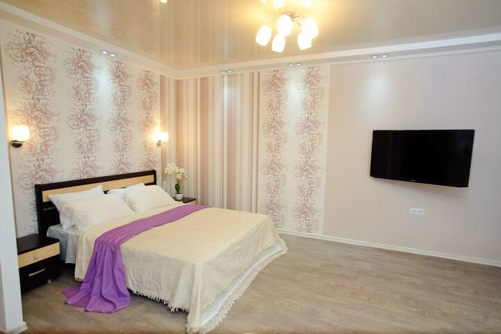 ВИР квартира-студия в новом доме - 薩拉托夫