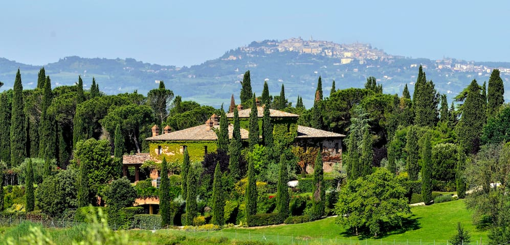 Luxury Villa close to Montepulciano - Montepulciano - Vila