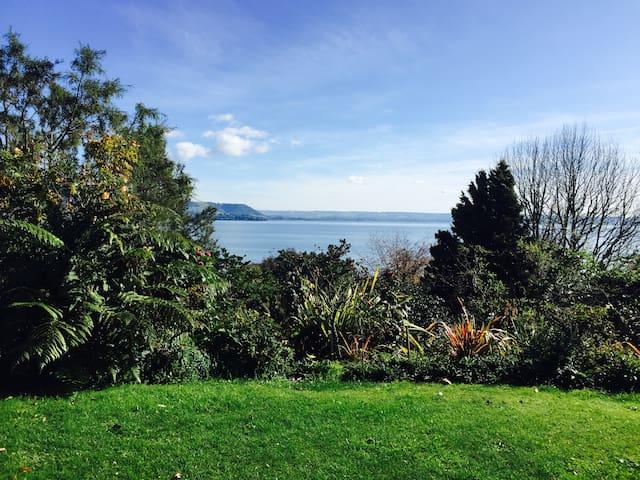 North West View of Lake Rotorua