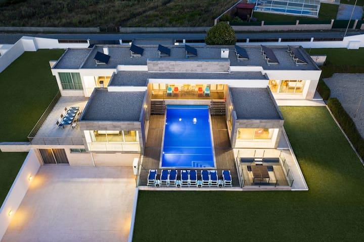 Casa de férias com Vista Mar