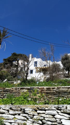 The Midwife's House, Amazing views - Isternia