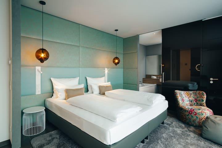 Penthouse Zimmer V.26