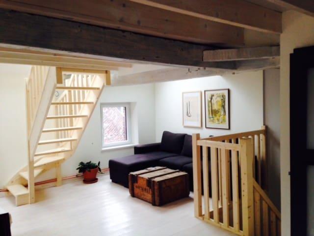 Old fisherman's house/ Maison de pêcheur rénovée - Saint-Valery-en-Caux - บ้าน