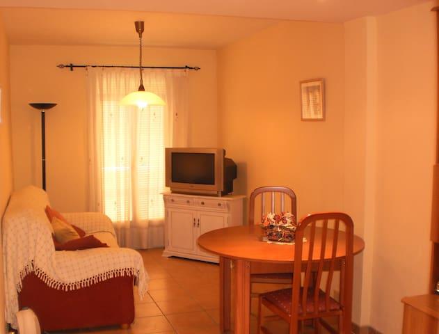 Acogedor apartamento en Alcoy - Alcoi - Apartamento