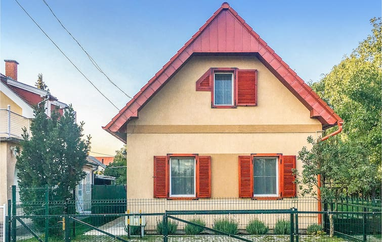 Holiday cottage with 3 bedrooms on 90m² in Keszthely Zamor